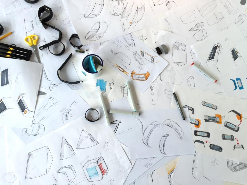 UpDownLeftRight sketches